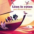 Léon le raton part découvrir la mer