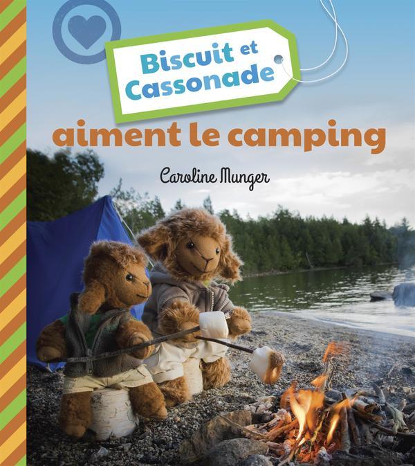 Biscuit et Cassonade aiment le camping
