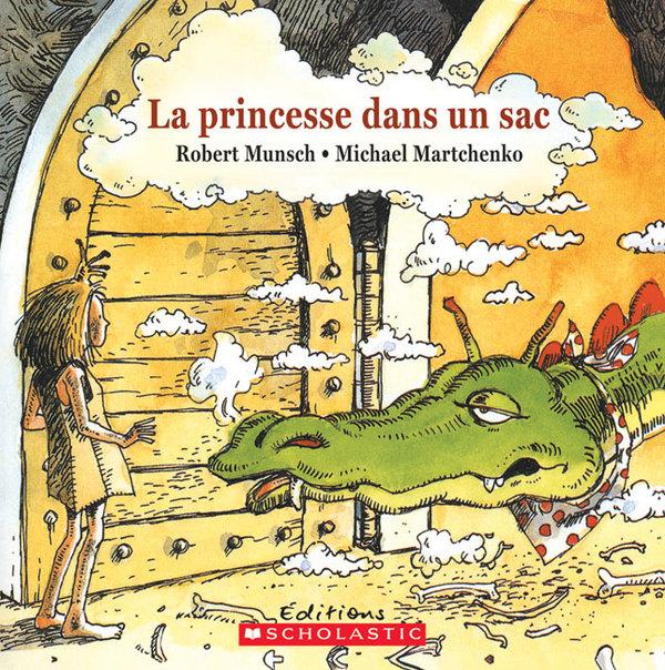 La princesse dans un sac